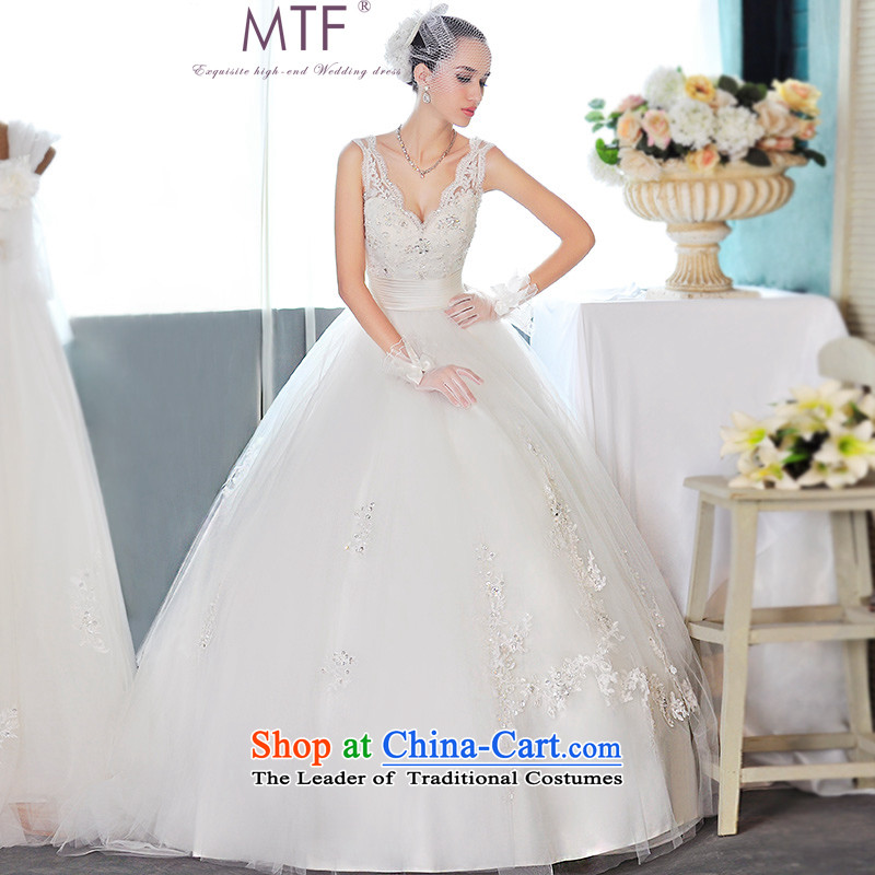 Full Chamber Fong custom diamond jewelry Korean long tail wedding dresses?2015 new?S1260?tail 165-L 100cm