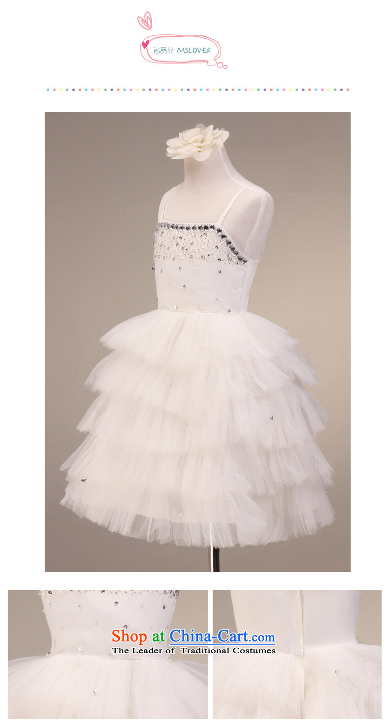 The lifting strap is luxury mslover bon bon skirt girls princess skirt children dance performances to dress wedding dress Flower Girls9076m8 white dress code picture, prices, brand platters! The elections are supplied in the national character of distribution, so action, buy now enjoy more preferential! As soon as possible.