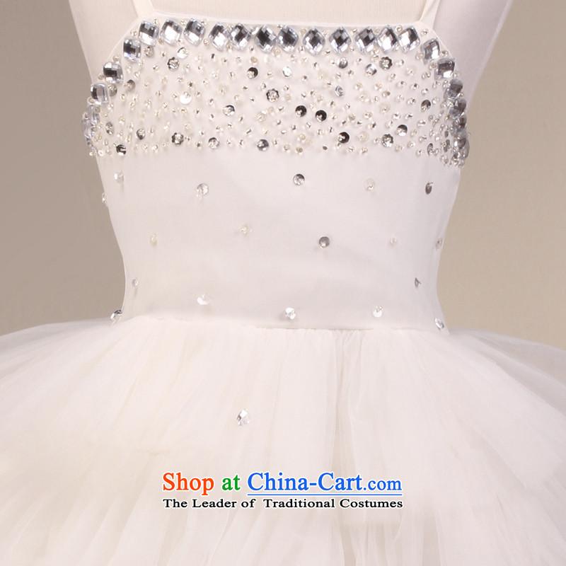 The lifting strap is luxury mslover bon bon skirt girls princess skirt children dance performances to dress wedding dress Flower Girls9076m8 white dress code, other Lisa (MSLOVER) , , , shopping on the Internet