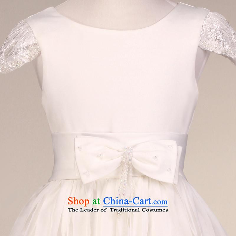 Like Susy Nagle mslover chiffon bon bon skirt girls princess skirt children dance performances to dress wedding dress Flower Girls9831m8 white dress code, other Lisa (MSLOVER) , , , shopping on the Internet