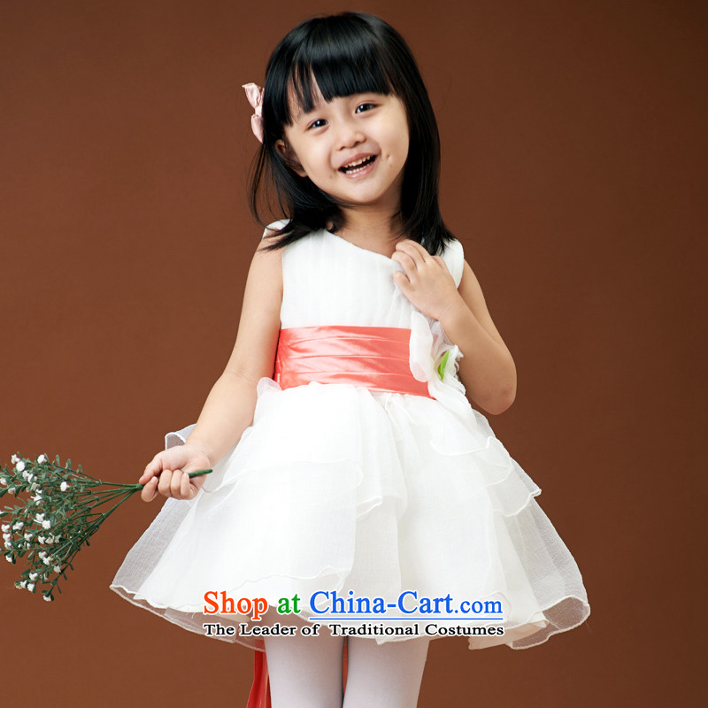 Shared Keun guijin children princess skirt girls wedding dresses Korean Flower Girls wedding dress bon bon skirt dance performance 2 2 code from Suzhou Shipment