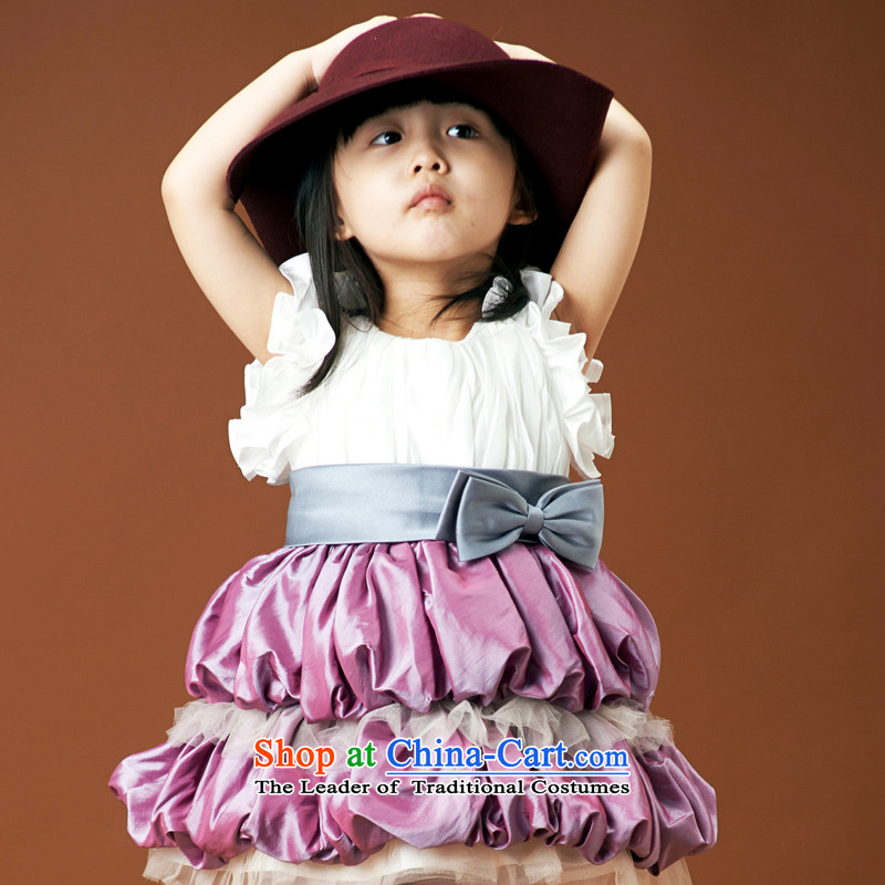 Shared Keun guijin wedding dresses Flower Girls Princess wedding dresses skirt children bon bon skirt child care will dance clothing 4�6 code from Suzhou Purple Shipment