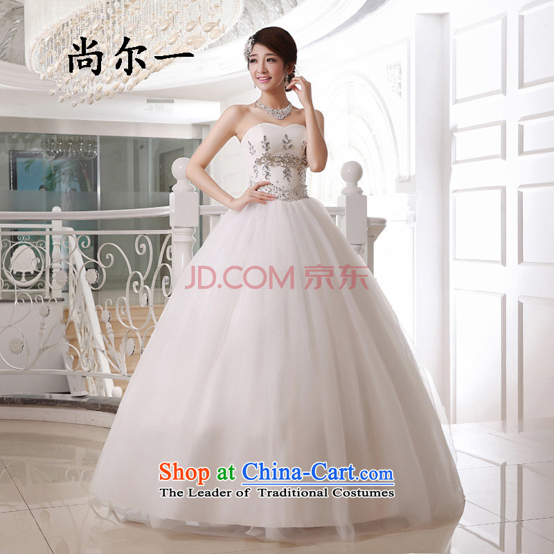 The population of Taiwan New 2013 wedding anointed chest flash to align the wedding band wedding bride XS1930 wedding package�XXL