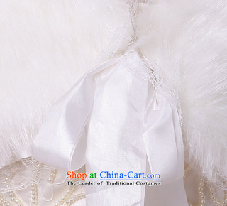 Wedding dress in spring and autumn mslover warm winter partner plush lace edge tether marriages shawlFW121112 grossrice white picture, prices, brand platters! The elections are supplied in the national character of distribution, so action, buy now enjoy more preferential! As soon as possible.