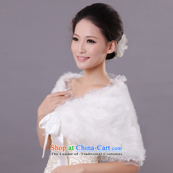 Wedding dress in spring and autumn mslover warm winter partner plush lace edge tether marriages shawl FW121112 gross rice white picture, prices, brand platters! The elections are supplied in the national character of distribution, so action, buy now enjoy more preferential! As soon as possible.