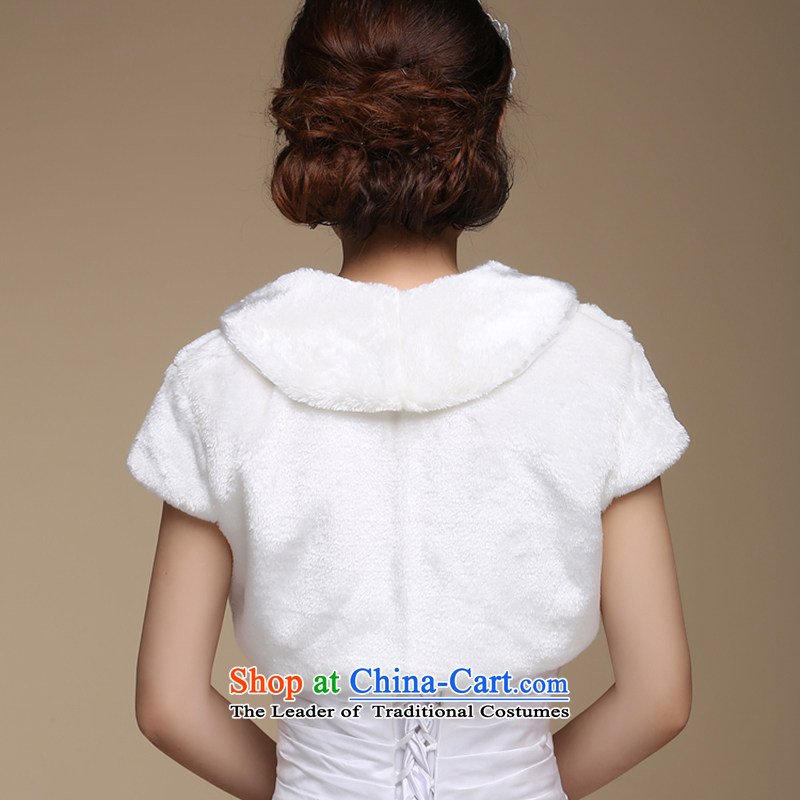Embroidered is by no means a bride wedding dresses bridesmaid gross shawl, short-haired small shoulder-white, Kampala is embroidered bride shopping on the Internet has been pressed.