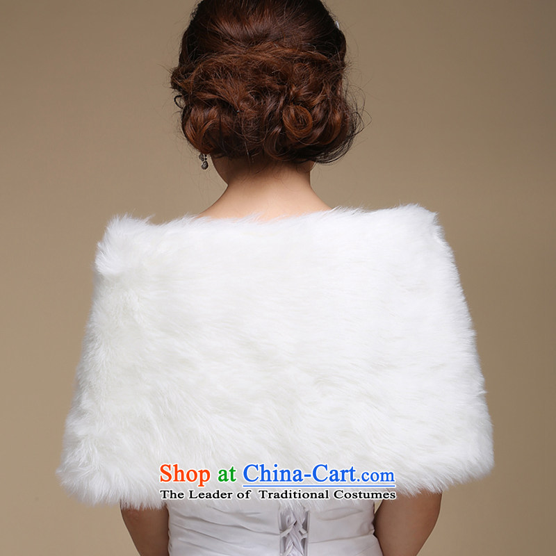 There is gross shawl embroidered bridal dresses new 2014 wedding dresses during the spring and autumn winter shawls gross of pure white mylar foil, single-sided embroidered bride shopping on the Internet has been pressed.