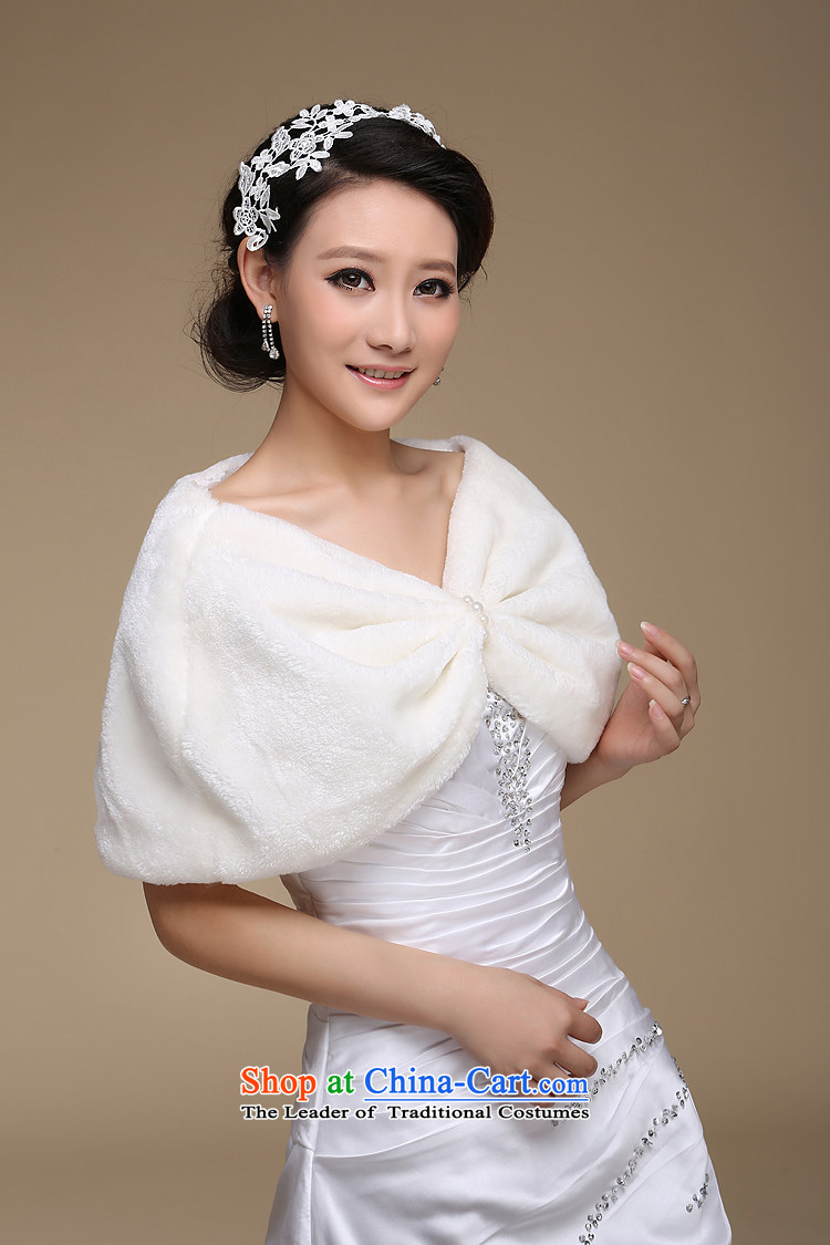 There is an elegant shawl embroidered marriages embroidered pearl bride wild short-haired, wedding pictures m White-haired gross, prices, brand platters! The elections are supplied in the national character of distribution, so action, buy now enjoy more preferential! As soon as possible.