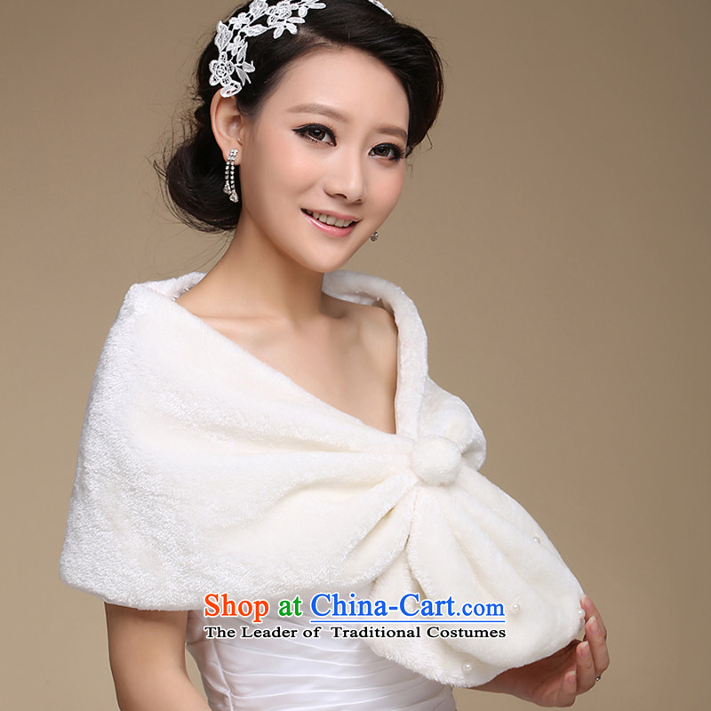 There is gross shawl embroidered bride winter bride red cream white, gross shawl embroidered brides is , , , shopping on the Internet