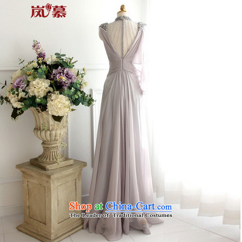 The sponsors of the 2015 New LAURELMARY, Korean citizenry diamond long ball dress bows annual service other colors dress contact Customer Service Custom Size (please contact Customer Service)