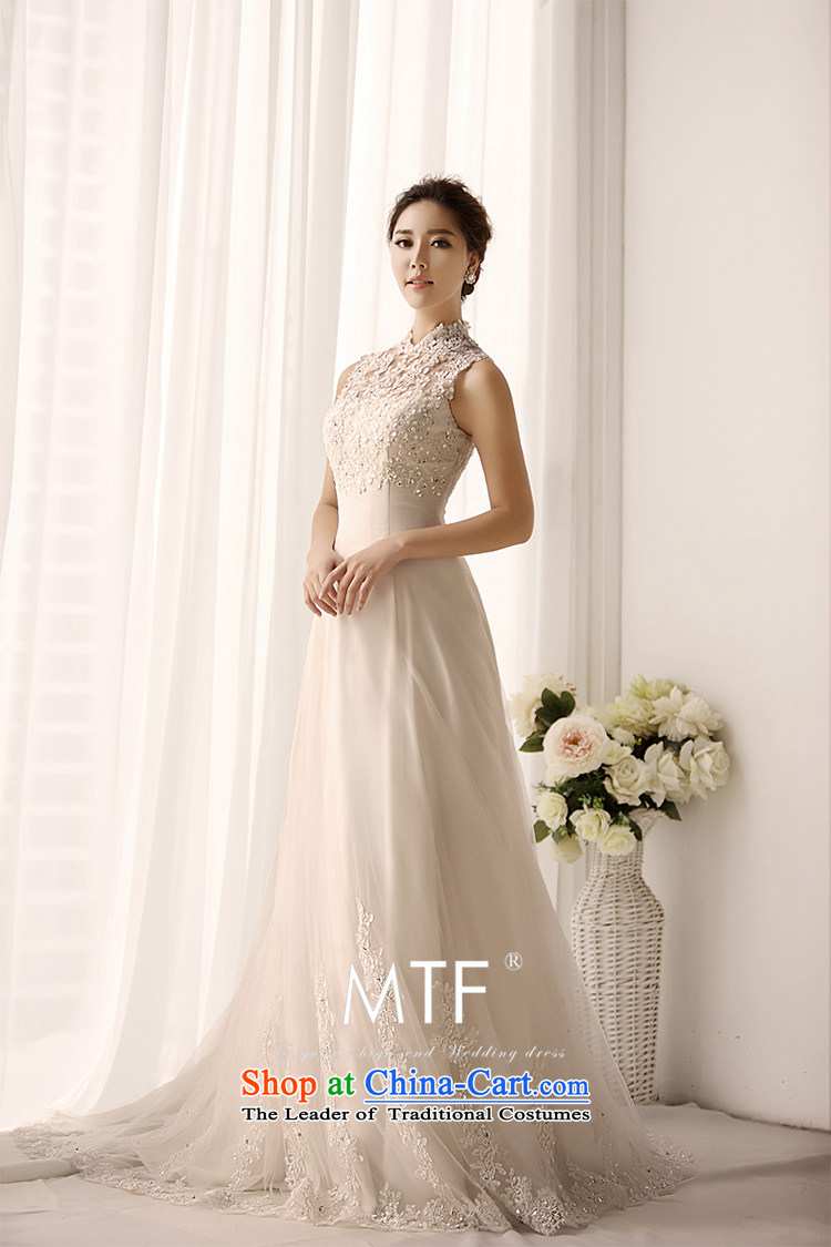 Full Chamber Fang 2015 new retro package shoulder wedding dresses S1399 wiping the chest A swing lace tail bride wedding ivory tail 50cm 173-S picture, prices, brand platters! The elections are supplied in the national character of distribution, so action, buy now enjoy more preferential! As soon as possible.