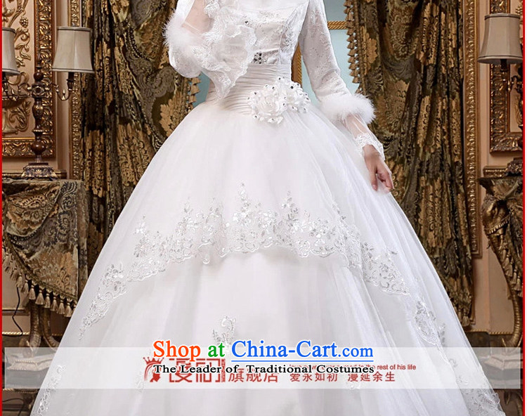 In the early 2015 new man winter wedding winter thick wedding dresses long-sleeved winter) Marriages Wedding White聽XL code picture, prices, brand platters! The elections are supplied in the national character of distribution, so action, buy now enjoy more preferential! As soon as possible.