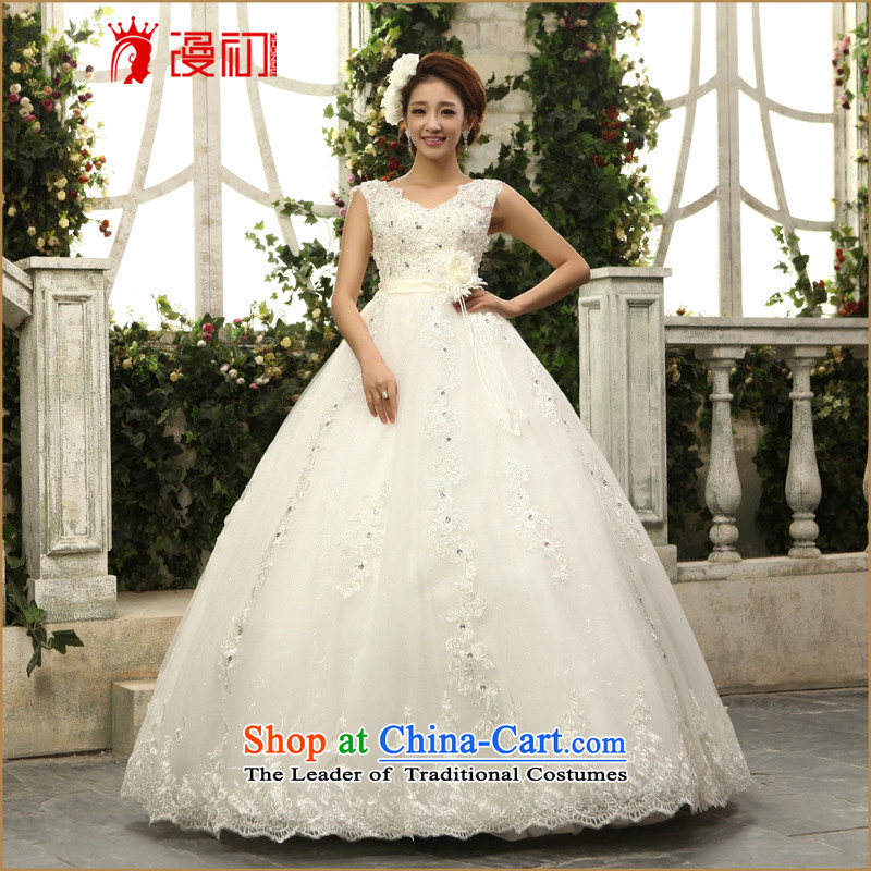 In the early 2015 new man wedding video thin wedding pregnant women lace a shoulder wedding flower field aligned with sweet white wedding to contact Customer Service