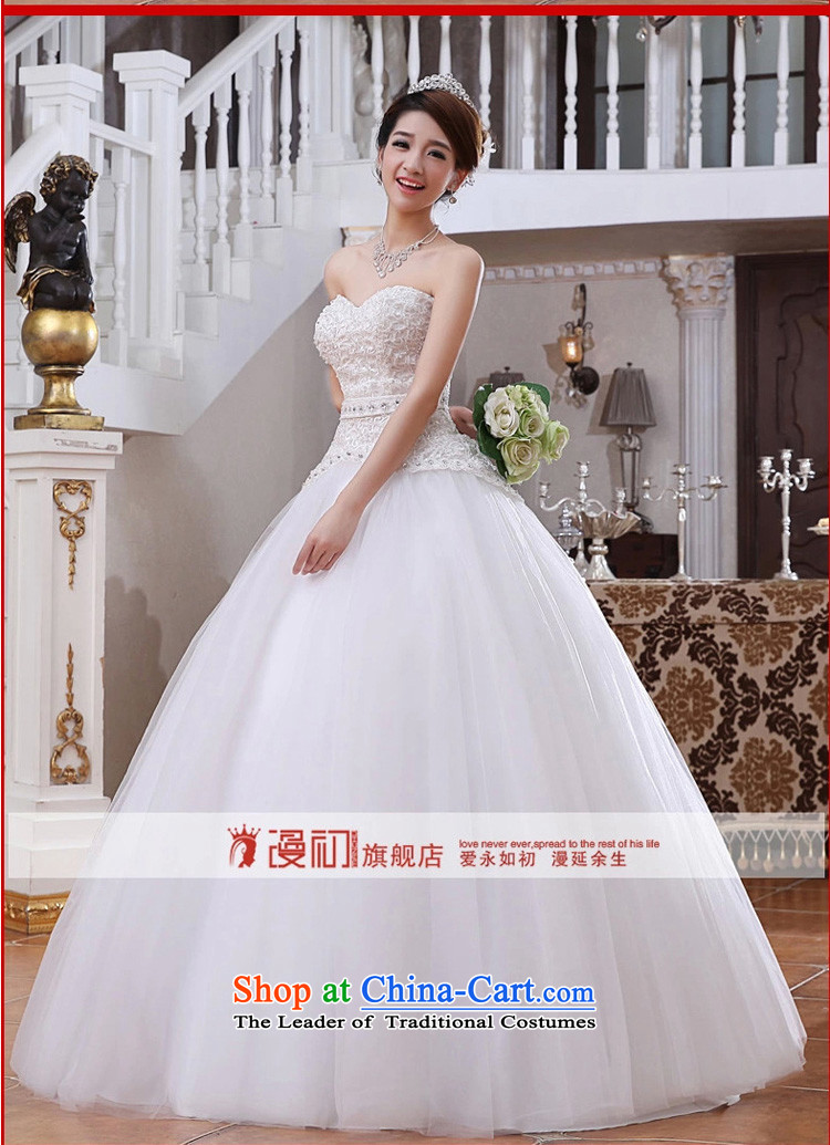 At the beginning of the New Year 2015 Castores Magi video thin wedding dresses Korean anointed chest to marry a swing video thin white wedding photo L, prices, brand platters! The elections are supplied in the national character of distribution, so action, buy now enjoy more preferential! As soon as possible.