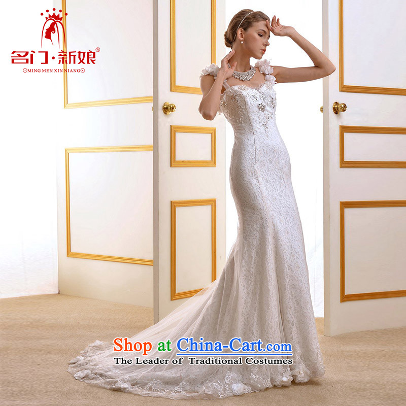 A?new bride 2015 lace crowsfoot wedding flower luxury of three-dimensional hand drill wedding 503 S