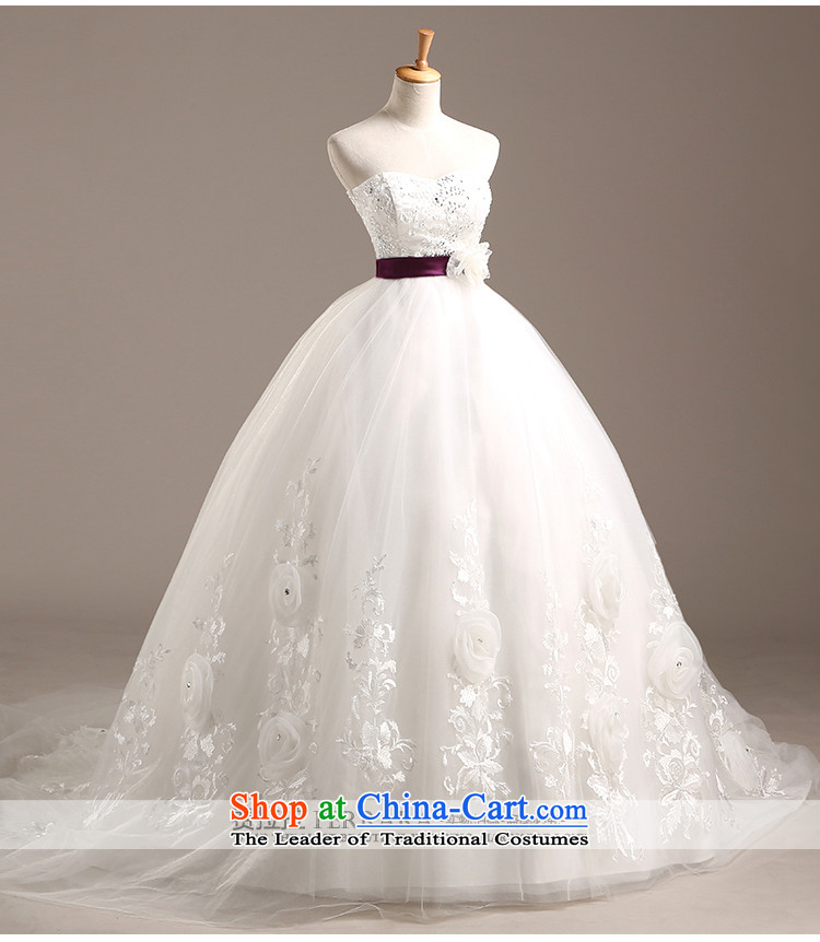 Ferrara 2015 new anointed chest marriages wedding Korean Flower Princesses bon bon yarn large tail large white M Suzhou shipment picture, prices, brand platters! The elections are supplied in the national character of distribution, so action, buy now enjoy more preferential! As soon as possible.