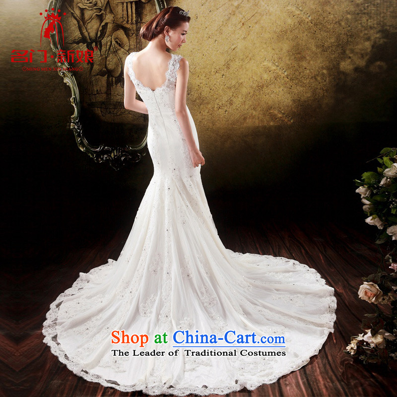 A Bride Crowsfoot Sau San wedding deluxe wedding 2015 new wedding 876 L