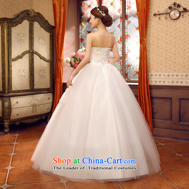 Shared the new bride guijin Keun-young wedding dress to align the irrepressible bon bon wedding hs109 m White XL code from Suzhou shipment, shared Keun (guijin) , , , shopping on the Internet