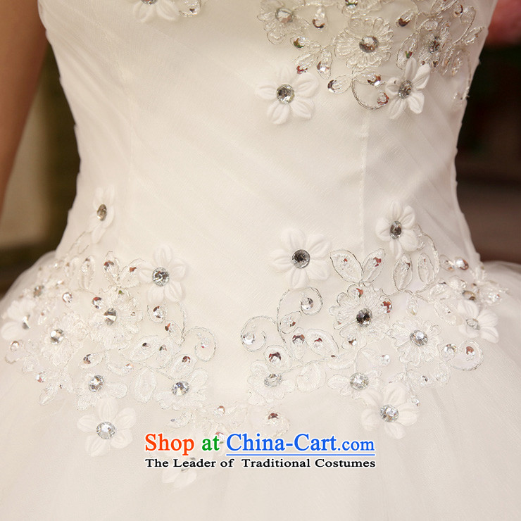 Shared the new bride guijin Keun-young wedding dress to align the irrepressible bon bon wedding hs109 m White XL code from Suzhou shipment picture, prices, brand platters! The elections are supplied in the national character of distribution, so action, buy now enjoy more preferential! As soon as possible.