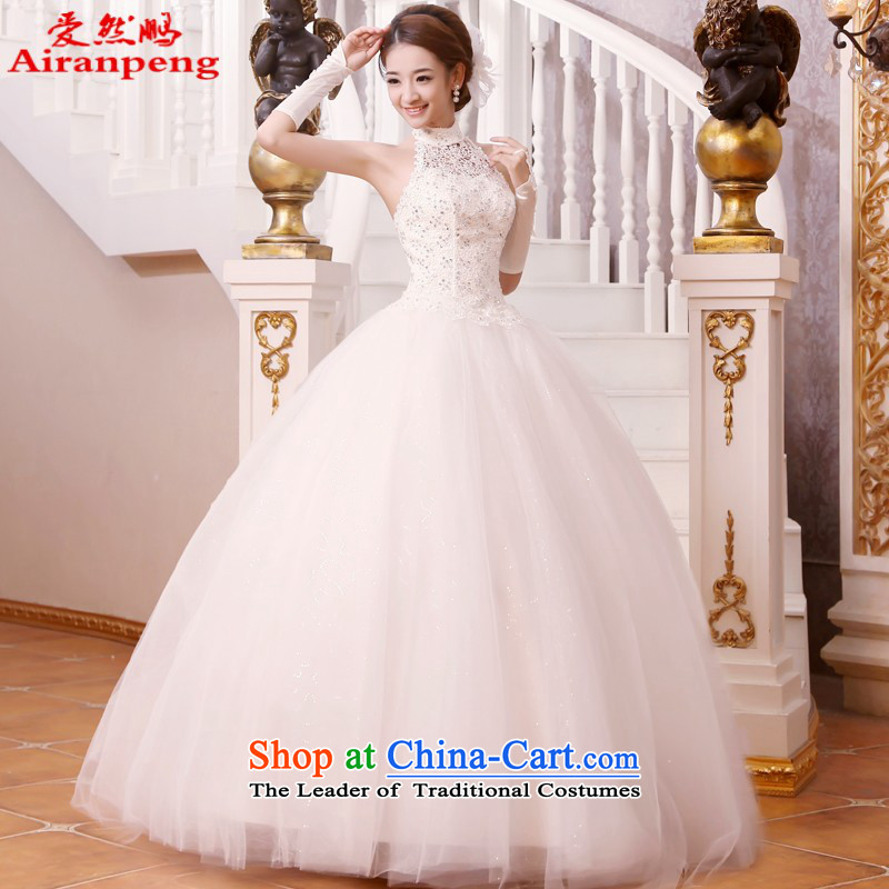 Love So Peng wedding dresses in spring and summer 2015 new Korean music and Princess finalities hang also wedding Korean diamond autumn and winter to align the White?XL package returning