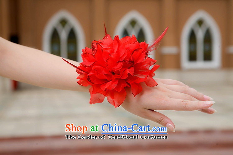 Rain Coat head-dress is performed stage style wedding Floral Hairpiece bridesmaid to spend wedding dresses Chest Flower multipurpose mobile spend TH2 m White Picture, prices, brand platters! The elections are supplied in the national character of distribution, so action, buy now enjoy more preferential! As soon as possible.