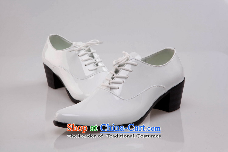 Rain Coat bride and groom increase still men's shoes bridegroom marriage men remarry shoe leather upper floor photo Shoes Show men's shoes white 44 pictures, prices, brand platters! The elections are supplied in the national character of distribution, so action, buy now enjoy more preferential! As soon as possible.