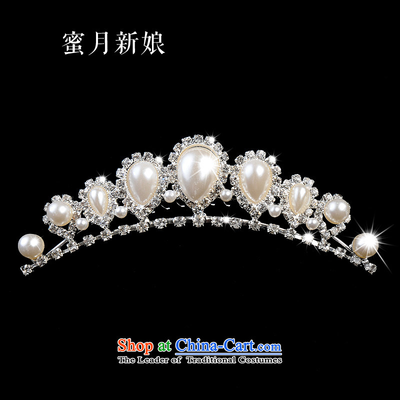 Honeymoon bride boutique crown bride wedding dresses crown crown crown viewed crown white聽L