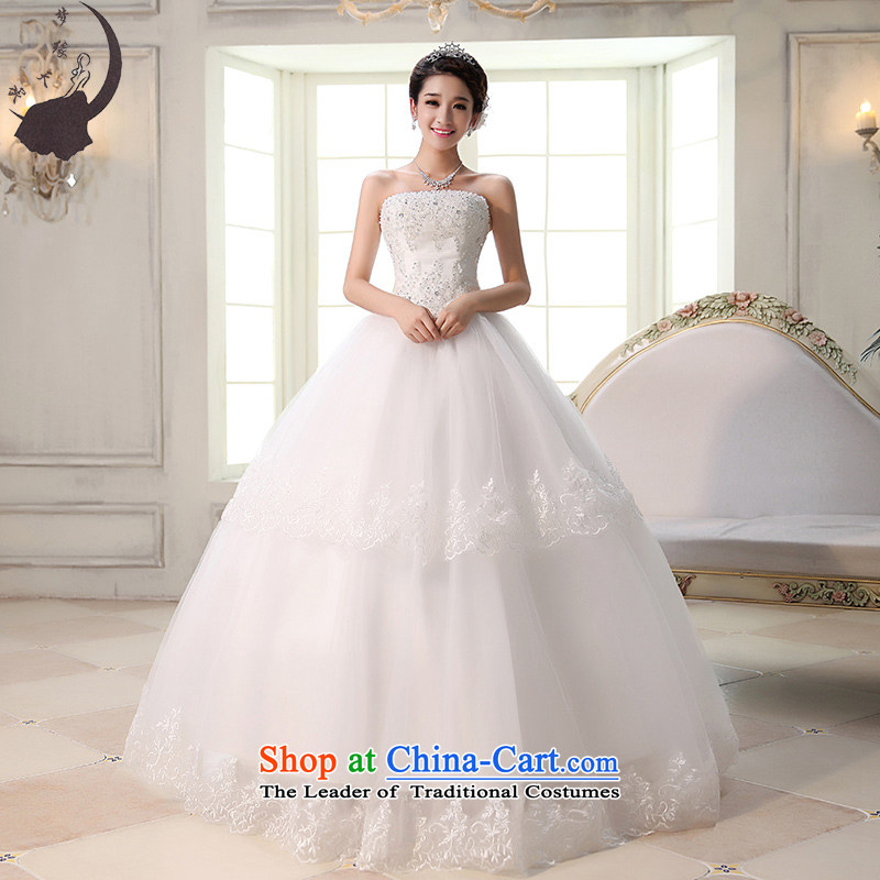 The leading edge of the days of the wedding dresses skirts, Japan and the rok lace anointed chest to drag the end 2015 autumn and winter new 563 5 trailing�L