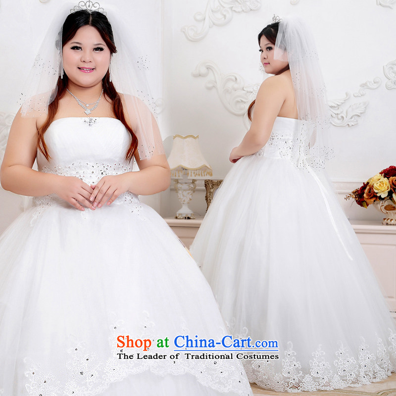 Shared-keun�guijin thick mm King Anointed xl behind the chest straps marriages wedding code BHS10 m White�XXXXL scheduled 3 days from Suzhou Shipment