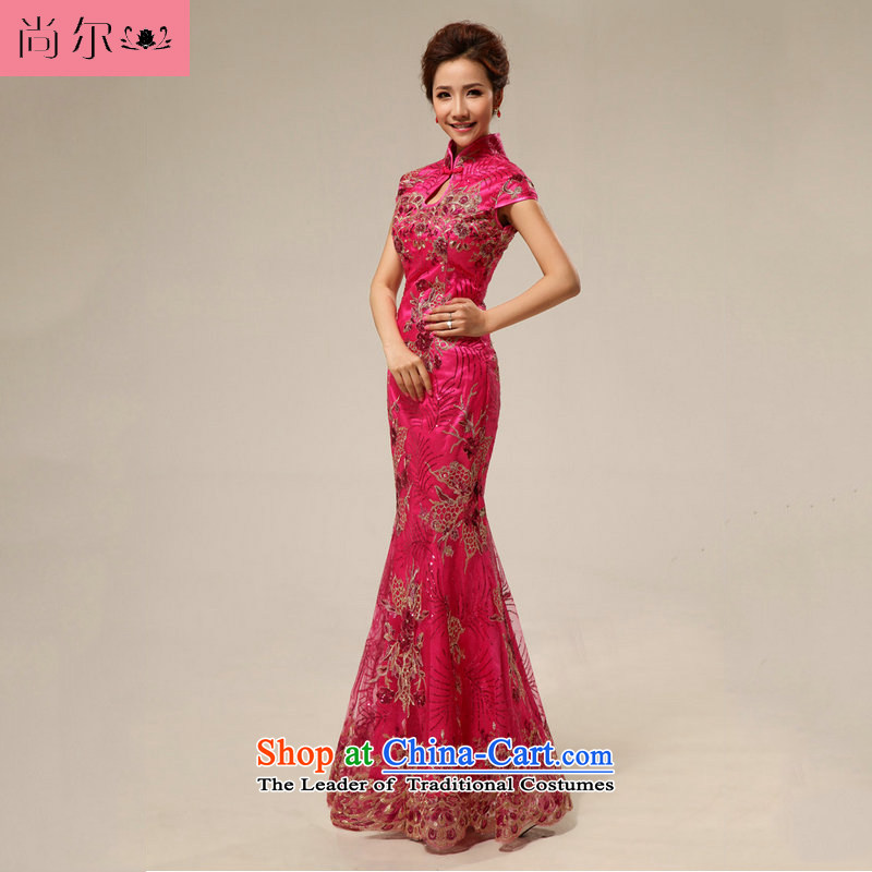 Yet, a new paragraph should be retro marriage ceremonies qipao hospitality services improved cheongsam dress�al00255�better red�s