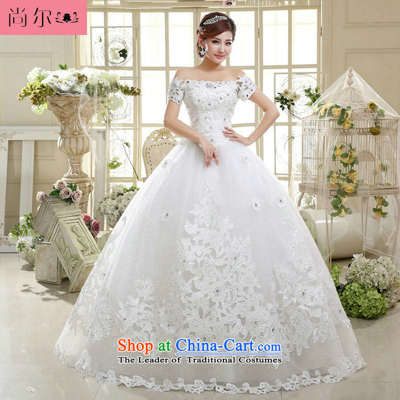Yet, a new paragraph to align with the 2014 Word shoulder bon bon skirt Princess Bride wedding al00306 white�s