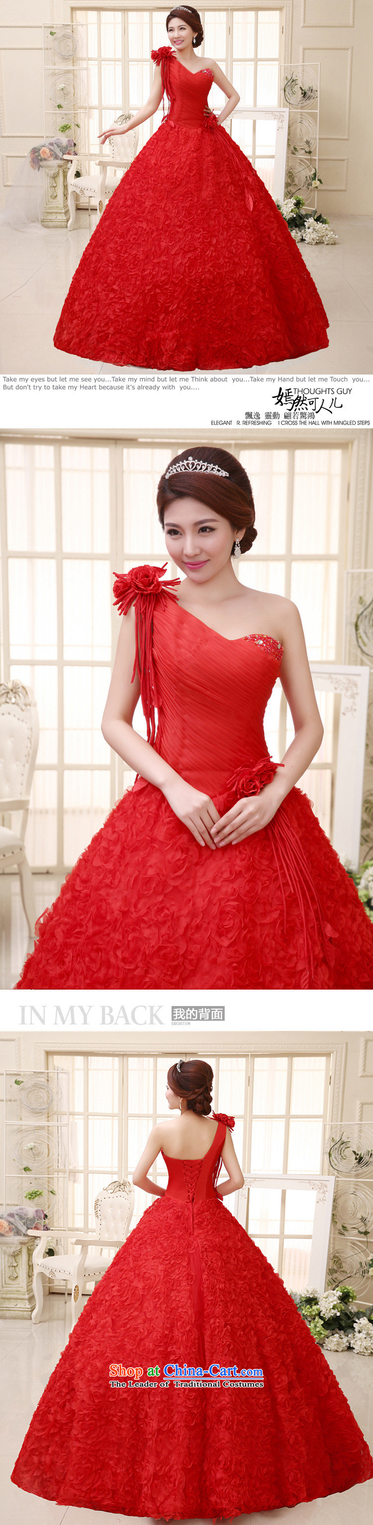 Naoji Korean brides a 2014 back straps then wedding dresses flowers new al00317 reds picture, prices, brand platters! The elections are supplied in the national character of distribution, so action, buy now enjoy more preferential! As soon as possible.