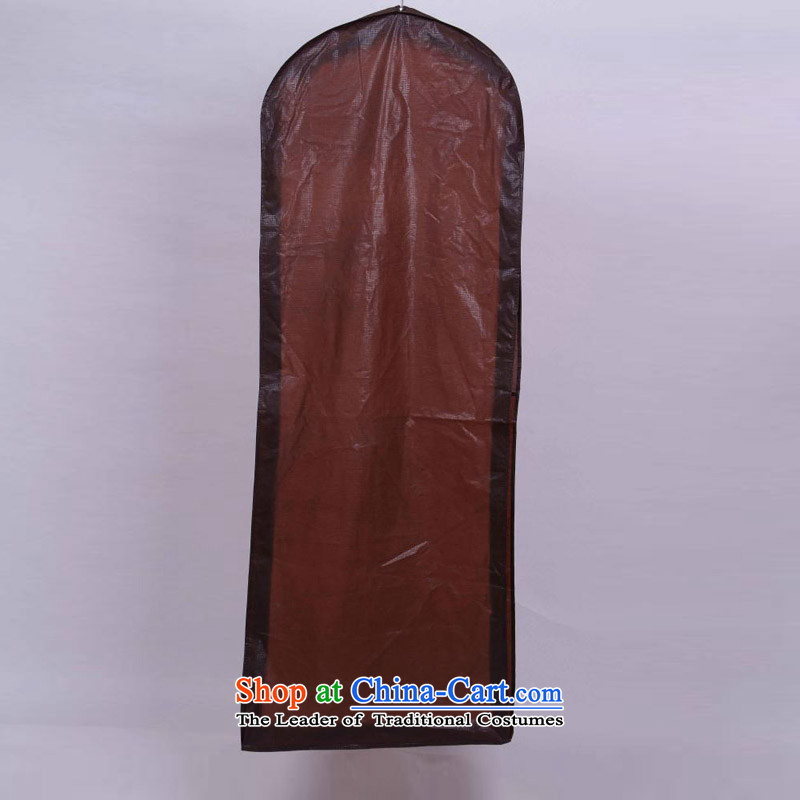 In the early 2015, wedding dresses accessories new transparent wedding dresses dust bag dust cover dust boot brown are code