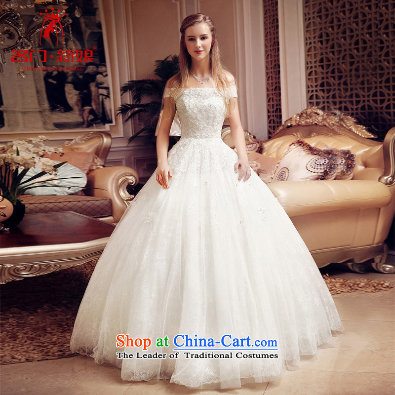 A Bride wedding dress sweet princess lace wedding bon bon Princess Bride wedding 801 M