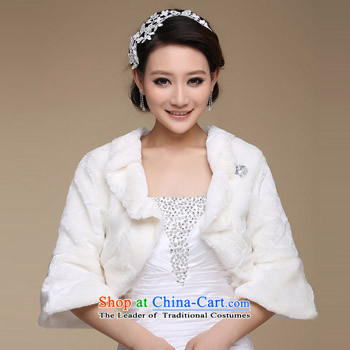 Korean horn cuff mslover velvet marriages gross shawl warm jacket, a weddingFW131109rice white picture, prices, brand platters! The elections are supplied in the national character of distribution, so action, buy now enjoy more preferential! As soon as possible.
