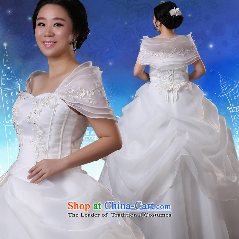 Winter) Keun guijin2014 shared with video thin xl plus obesity Tien mm wedding professional large white XXXL scheduled 3 days from Suzhou Shipment
