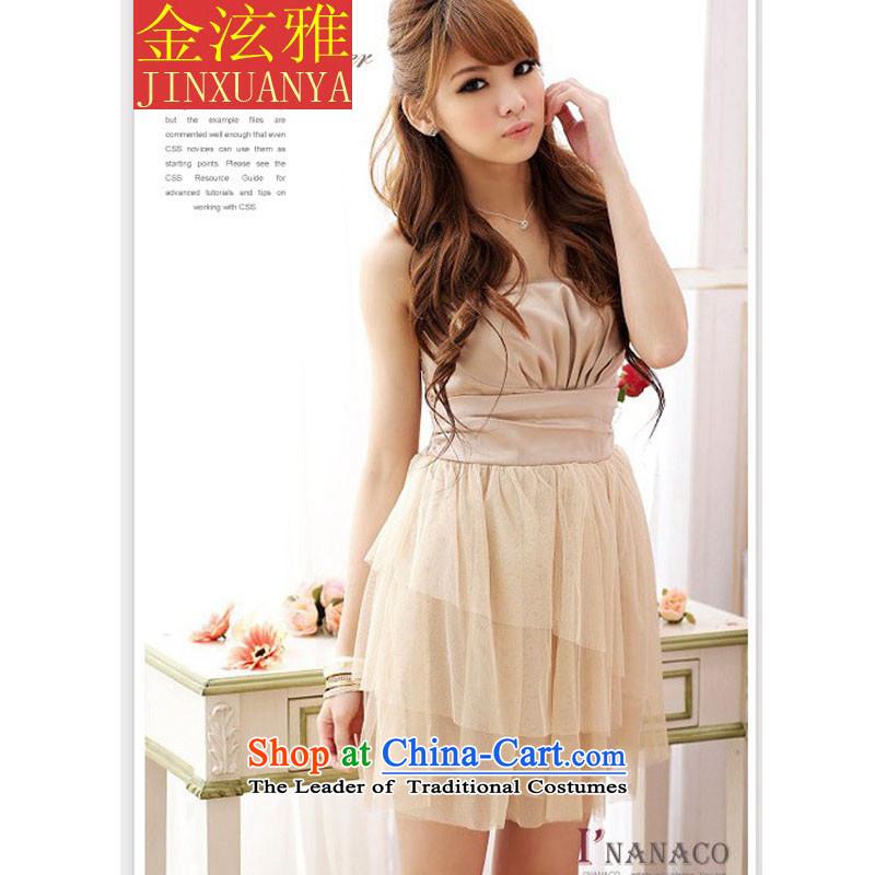 Kim Hyun ya 2015 wedding dresses bridesmaid dresses small dinner dress white dresses, Kim Hyun Nga , , , shopping on the Internet