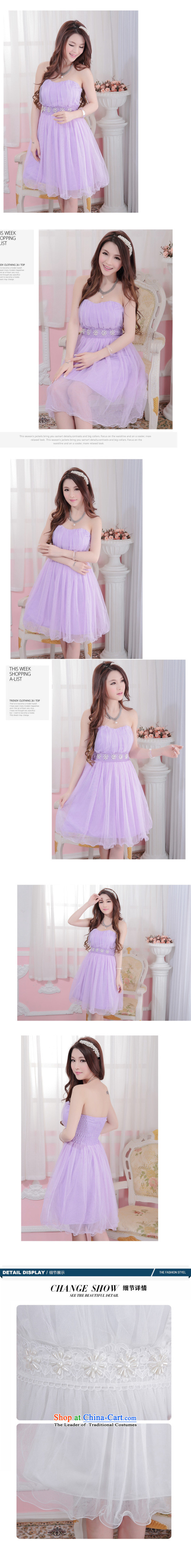 Kim Hyun ya 2015 bridesmaid Dress Short, lace small dress sister skirt evening dress purple pictures transmitted, prices, brand platters! The elections are supplied in the national character of distribution, so action, buy now enjoy more preferential! As soon as possible.