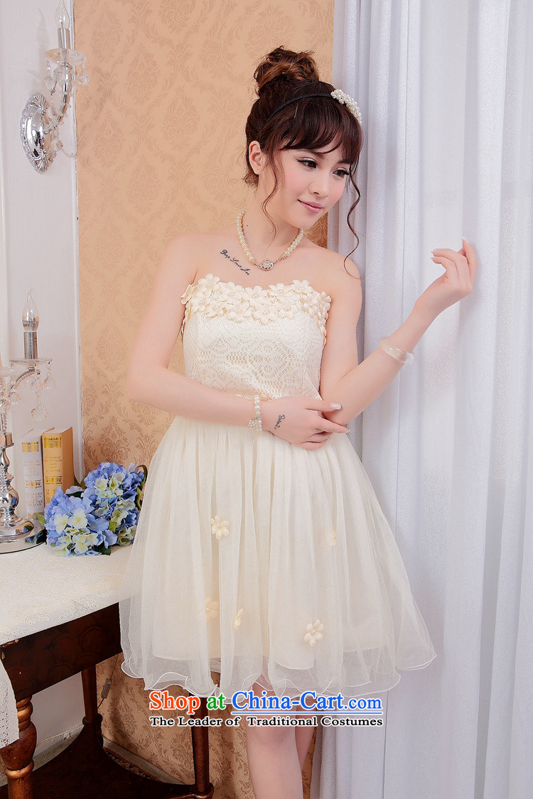 Kim Hyun ya 2015 Spring Bridesmaid Dress Short, lace small dress sister bows dress skirt light purple picture, prices, brand platters! The elections are supplied in the national character of distribution, so action, buy now enjoy more preferential! As soon as possible.
