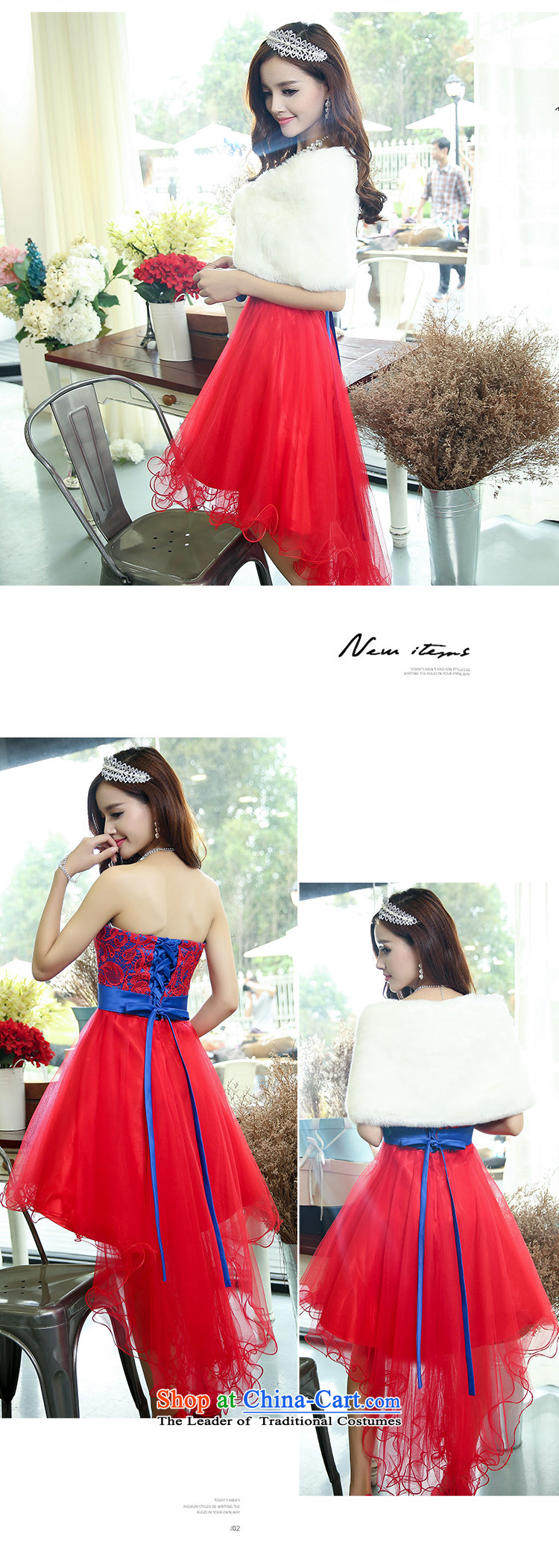 Use the new 2014 Shu Doi Tung Small dress winter wedding dresses bridal dresses bridesmaid bows services wedding dresses with small shawl 9999 large redL picture, prices, brand platters! The elections are supplied in the national character of distribution, so action, buy now enjoy more preferential! As soon as possible.
