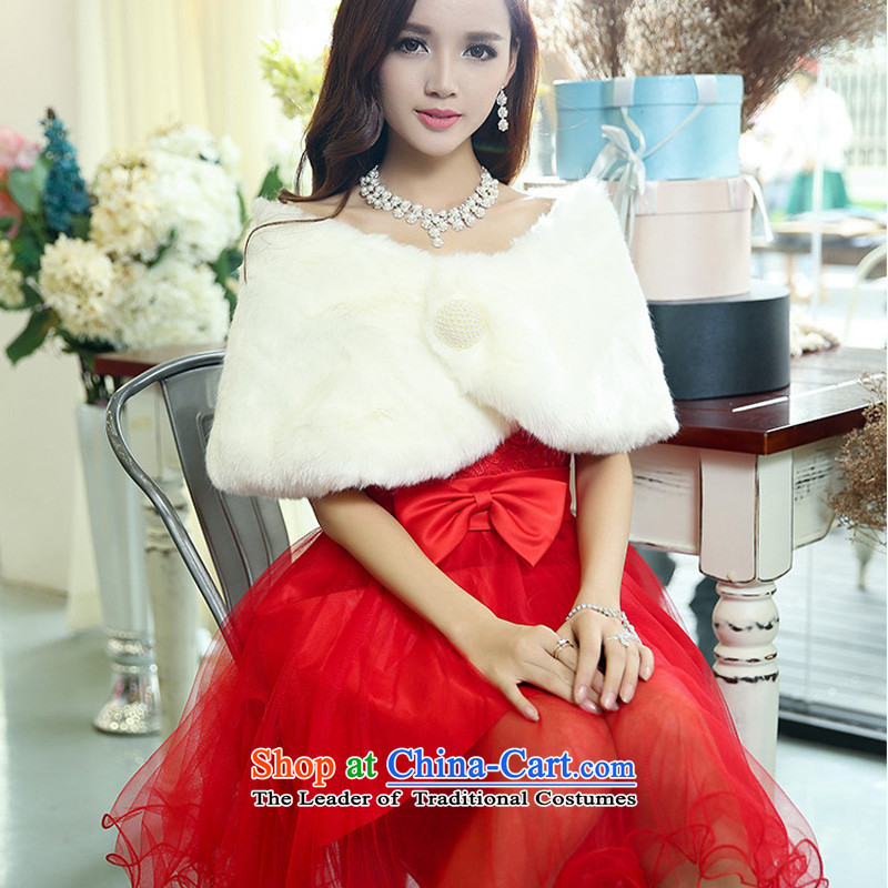 Use the new 2014 Shu Doi Tung Small dress winter wedding dresses bridal dresses bridesmaid bows services wedding dresses with small shawl 9999 large red�L