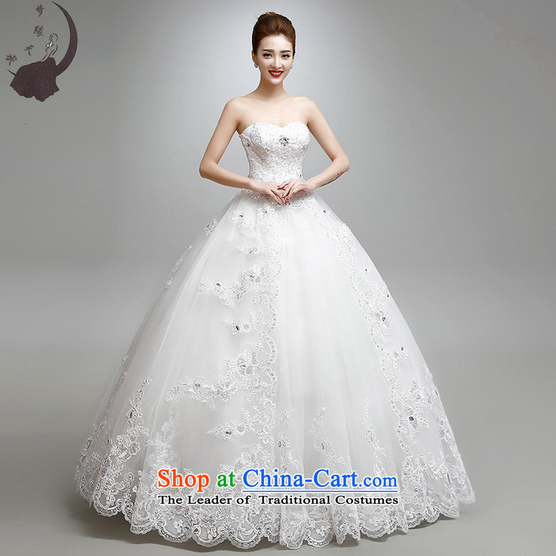 The leading edge of the days of the wedding dresses new 2015 also align to drag the Hang Mei Chest wiping the wedding dress 1771 anointed chest to燤 2.0 ft waist