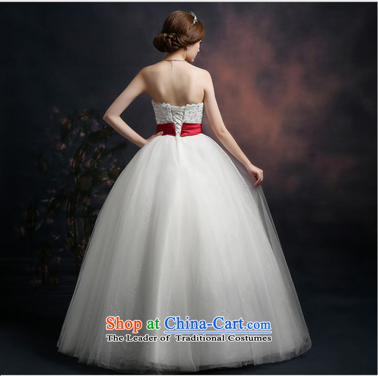 Beverly Ting 2015 new stylish wedding dresses and chest wedding video thin Foutune of big bow tie straps to align bon bon skirt whiteL picture, prices, brand platters! The elections are supplied in the national character of distribution, so action, buy now enjoy more preferential! As soon as possible.