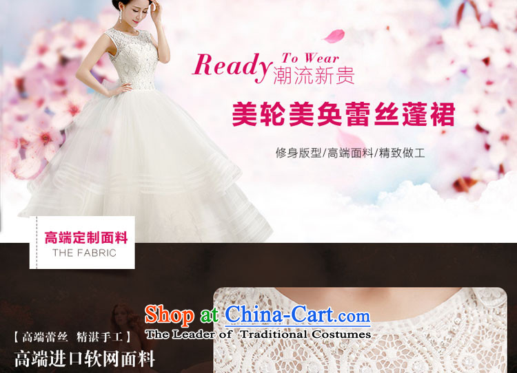 In the early 2015, wedding dresses new upscale Korean brides large tail wedding dresses a field to align the shoulder straps video thin white wedding to align the M, prices, picture code brand platters! The elections are supplied in the national character of distribution, so action, buy now enjoy more preferential! As soon as possible.