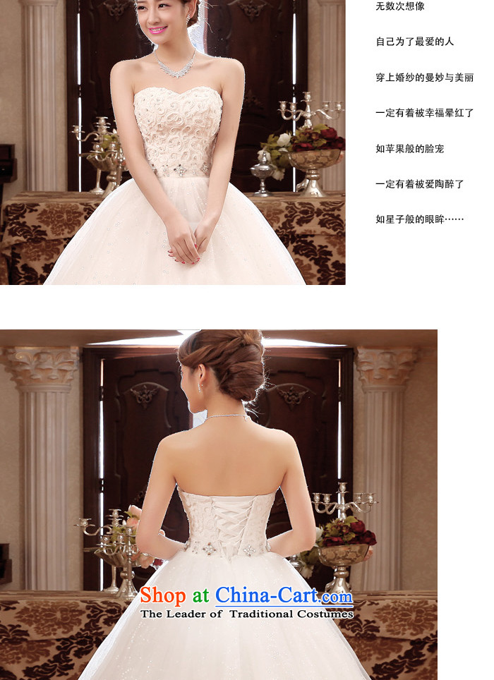 The privilege of serving-leung 2015 new bride wedding dress wiping the chest white graphics to align the large thin wedding dress dress whiteL picture, prices, brand platters! The elections are supplied in the national character of distribution, so action, buy now enjoy more preferential! As soon as possible.