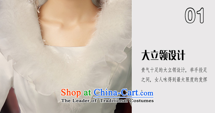 The privilege of serving-leung 2015 new Korean winter Princess Bride l align to Sau San wedding wedding dress White XXL picture, prices, brand platters! The elections are supplied in the national character of distribution, so action, buy now enjoy more preferential! As soon as possible.