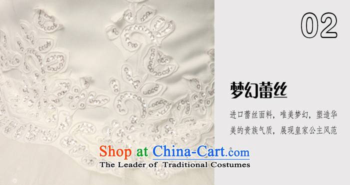 The privilege of serving-leung 2015 new Korean winter Princess Bride l align to Sau San wedding wedding dress WhiteXXL picture, prices, brand platters! The elections are supplied in the national character of distribution, so action, buy now enjoy more preferential! As soon as possible.