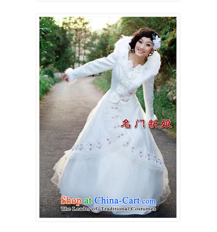 A Bride wedding dresses cotton winter wedding Korean Princess wedding to align the Korean style wedding 821 M picture, prices, brand platters! The elections are supplied in the national character of distribution, so action, buy now enjoy more preferential! As soon as possible.