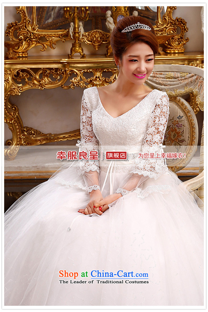 The privilege of serving-leung 2015 new bride trendy first field shoulder wedding dress lace align to the princess straps wedding dress WhiteXL Photo, prices, brand platters! The elections are supplied in the national character of distribution, so action, buy now enjoy more preferential! As soon as possible.