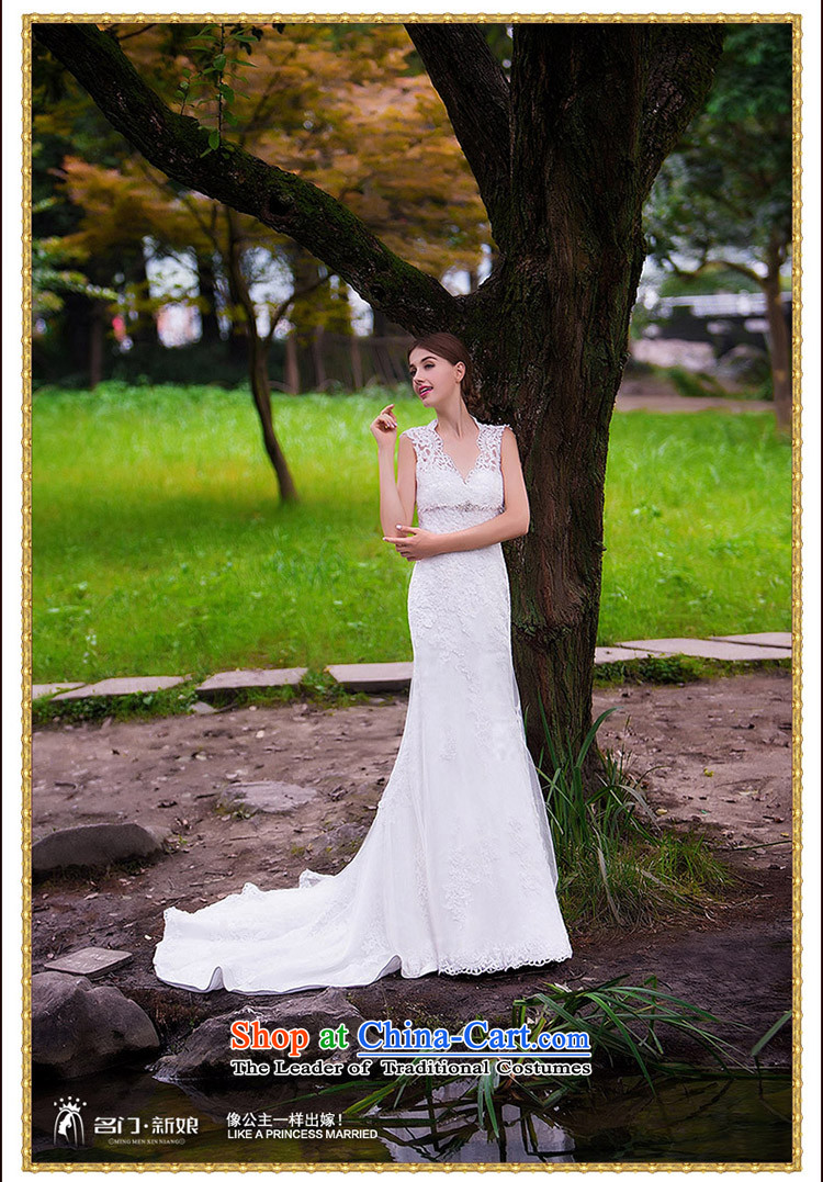 A Bride wedding dresses new 2015 new stylish wedding crowsfoot wedding bride wedding pictures, price L 863, brand platters! The elections are supplied in the national character of distribution, so action, buy now enjoy more preferential! As soon as possible.